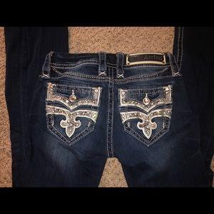 Rock Revival Jeans - Rock Revival Bootcut Jeans